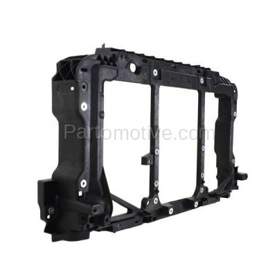 Aftermarket Replacement - RSP-1494C CAPA 2014-2017 Mazda 6 (2.5L) (Models without Smart City Brake & Energy Regeneration System) (with Radar Cruise Control) Radiator Support Assembly - Image 2