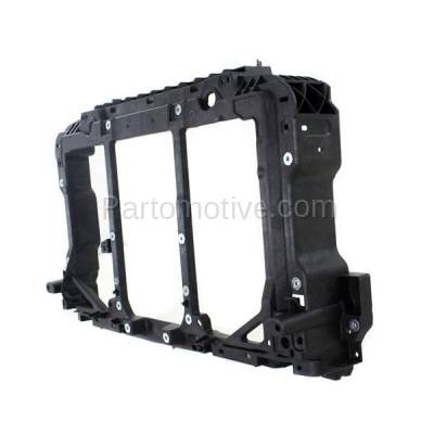 Aftermarket Replacement - RSP-1494C CAPA 2014-2017 Mazda 6 (2.5L) (Models without Smart City Brake & Energy Regeneration System) (with Radar Cruise Control) Radiator Support Assembly - Image 3