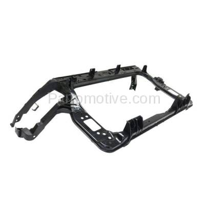 Aftermarket Replacement - RSP-1447C CAPA 2012-2013 Kia Soul (Hatchback 4-Door) (1.6 & 2.0 Liter Engine) Front Radiator Support Core Assembly Textured Made of Plastic with Steel - Image 2