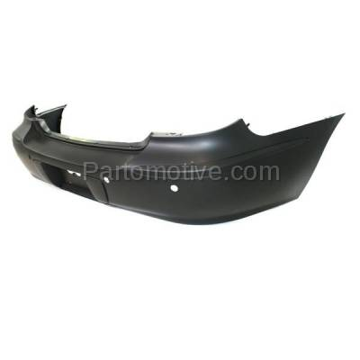 Aftermarket Replacement - BUC-2046R 05-09 LaCrosse Rear Bumper Cover Assembly w/Park Sensor Holes GM1100709 12336062 - Image 2