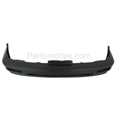 Aftermarket Replacement - BUC-1000F 90-91 Integra Front Bumper Cover Assembly Primed w/Fog AC1000110 71101SK7305ZZ - Image 3