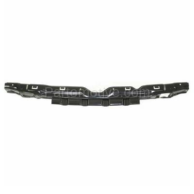 Aftermarket Replacement - BRF-1847F 1998-2000 Toyota Tacoma Pickup Truck 2WD/4WD (Standard & Extended Cab) Front Bumper Retainer Impact Bar Crossmember Reinforcement Steel - Image 3