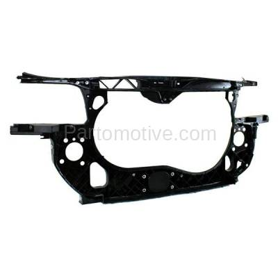 Aftermarket Replacement - RSP-1015 2002-2005 Audi A4 & A4 Quattro (Avant, Base) 3.0 Liter V6 (Sedan & Wagon) Front Radiator Support Core Assembly Panel Primed Plastic - Image 2