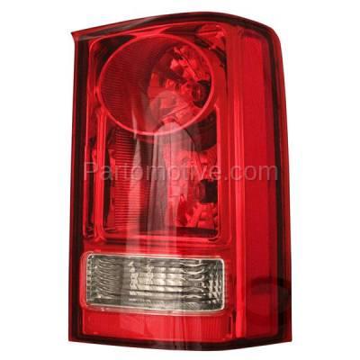 Aftermarket Replacement - TLT-1417R 09-13 Honda Pilot Taillight Taillamp Rear Brake Light Lamp Right Passenger Side - Image 1