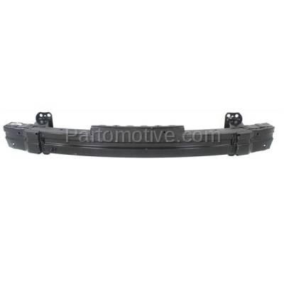 Aftermarket Replacement - BRF-1453F 2012-2017 Hyundai Accent 1.6L (Hatchback & Sedan 4-Door) Front Bumper Impact Face Bar Crossmember Reinforcement Primed Steel - Image 1