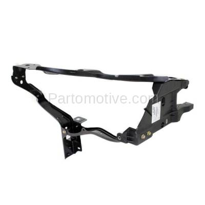 Aftermarket Replacement - RSP-1528L 2010-2013 Mercedes-Benz E-Class Sedan/Wagon Front Radiator Support Headlamp Mounting Bracket Panel Primed Steel Left Driver Side - Image 2