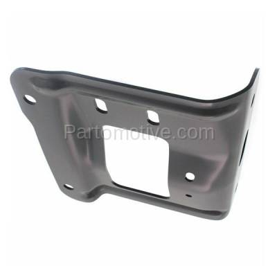 Aftermarket Replacement - BBK-1155R 2011-2016 Ford F250/F350/F450/F550 Super Duty Pickup Truck Front Bumper Face Bar Retainer Mounting Plate Bracket Right Passenger Side - Image 3