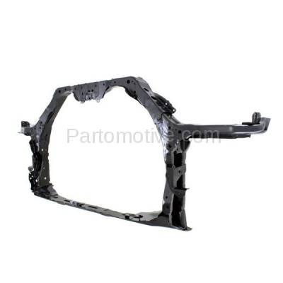 Aftermarket Replacement - RSP-1360 2010-2011 Honda CR-V CRV (EX, EX-L, LX, SE) (2.4 Liter Engine) Front Center Radiator Support Core Assembly Primed Made of Steel - Image 2