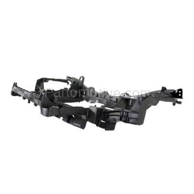 Aftermarket Replacement - RSP-1112 2008-2012 Jeep Liberty Sport Utility 4-Door (3.7 Liter V6 Engine) Front Center Radiator Support Core Assembly Primed Made of Plastic - Image 2