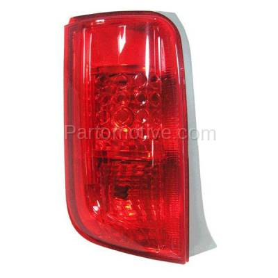 Aftermarket Auto Parts - TLT-1367LC CAPA 08-10 Scion XB X B Taillight Taillamp Rear Brake Light Lamp Driver Side LH - Image 1
