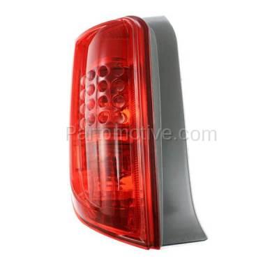 Aftermarket Auto Parts - TLT-1367LC CAPA 08-10 Scion XB X B Taillight Taillamp Rear Brake Light Lamp Driver Side LH - Image 2