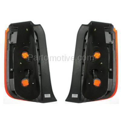 Aftermarket Auto Parts - TLT-1367LC & TLT-1367RC CAPA 08-10 Scion XB X B Taillight Taillamp Brake Light Lamp Left Right Set PAIR - Image 3