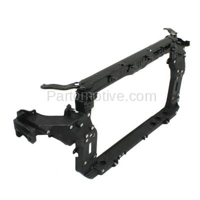 Aftermarket Replacement - RSP-1405 2013-2018 Hyundai Santa Fe Sport (2.0 Liter Engine) Front Center Radiator Support Core Assembly Primed Made of Plastic with Steel - Image 2