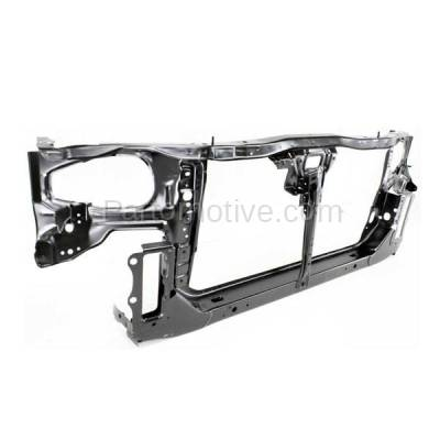 Aftermarket Replacement - RSP-1597 1993-1997 Nissan Altima (Base, GLE, GXE, SE, XE) Sedan (2.4L) Front Center Radiator Support Core Assembly Primed Made of Steel - Image 2