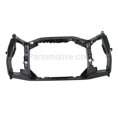 Aftermarket Replacement - RSP-1373 2005-2007 Honda Odyssey (EX, EX-L, EXL, LX, Touring) (3.5 Liter V6 Engine) Front Center Radiator Support Core Assembly Primed Steel - Image 1