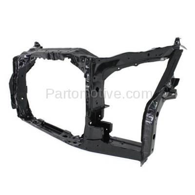 Aftermarket Replacement - RSP-1373 2005-2007 Honda Odyssey (EX, EX-L, EXL, LX, Touring) (3.5 Liter V6 Engine) Front Center Radiator Support Core Assembly Primed Steel - Image 2