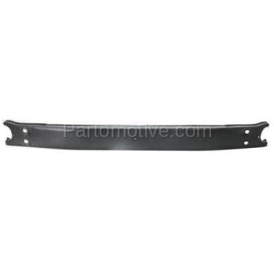 Aftermarket Replacement - BRF-1780F 1993-1997 Geo Prizm & Toyota Corolla 2WD (Sedan & Wagon) Front Bumper Impact Face Bar Crossmember Reinforcement Plastic - Image 1