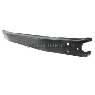 Aftermarket Replacement - BRF-1780F 1993-1997 Geo Prizm & Toyota Corolla 2WD (Sedan & Wagon) Front Bumper Impact Face Bar Crossmember Reinforcement Plastic - Image 2