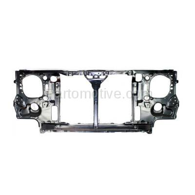 Aftermarket Replacement - RSP-1623 1987-1995 Nissan Pathfinder & 1986-1994 720 & D21 Standard/Extended Cab Pickup Truck Radiator Support Core Assembly Primed Steel - Image 1