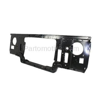 Aftermarket Replacement - RSP-1185 1987-1991 Ford Bronco & F150/F250/F350/F53/F Super Duty Pickup Truck (with Gas Engine) Front Center Radiator Support Core Assembly - Image 2