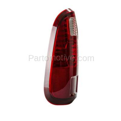 Aftermarket Auto Parts - TLT-1349LC CAPA 08-13 F-Series SuperDuty Truck Taillight Taillamp Light Lamp Driver Side LH - Image 2
