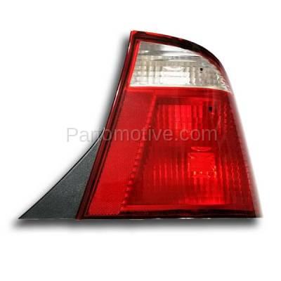 Aftermarket Replacement - TLT-1210R 05-07 Focus Sedan Taillight Taillamp Rear Brake Light Lamp Right Passenger Side - Image 2