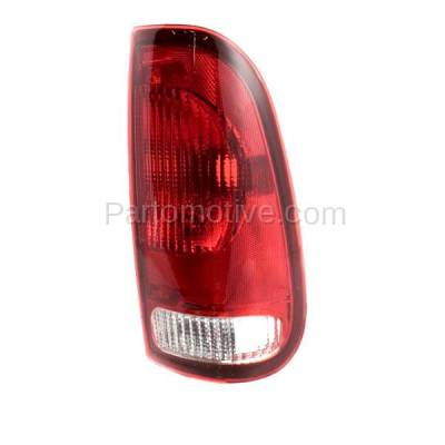 Aftermarket Auto Parts - TLT-1482RC CAPA Ford F-Series Truck Taillight Taillamp Brake Light Lamp Passenger Side RH - Image 2