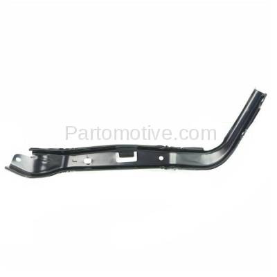Aftermarket Replacement - BBK-1582R 2006-2009 Toyota 4Runner Front Bumper Cover Face Bar Retainer Mounting Brace Reinforcement Bracket Made of Steel Right Passenger Side - Image 3
