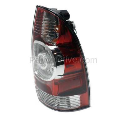 Aftermarket Auto Parts - TLT-1616RC CAPA 08-13 Tacoma Truck LED Taillight Taillamp Brake Light Lamp Passenger Side - Image 2