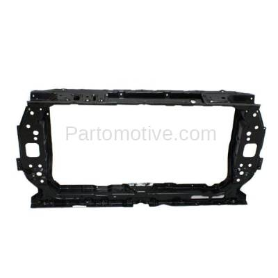 Aftermarket Replacement - RSP-1388 2014-2017 Hyundai Accent (Hatchback & Sedan 4-Door) (1.6L) Front Center Radiator Support Core Assembly Primed Made of Steel - Image 1