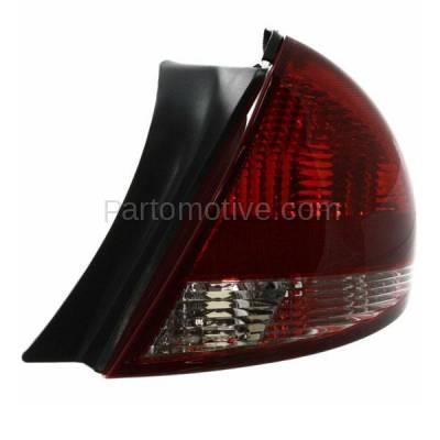 Aftermarket Auto Parts - TLT-1093RC CAPA 04-07 Taurus Sedan Taillight Taillamp Rear Brake Light Lamp Passenger Side - Image 2