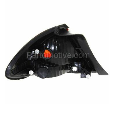 Aftermarket Auto Parts - TLT-1093RC CAPA 04-07 Taurus Sedan Taillight Taillamp Rear Brake Light Lamp Passenger Side - Image 3