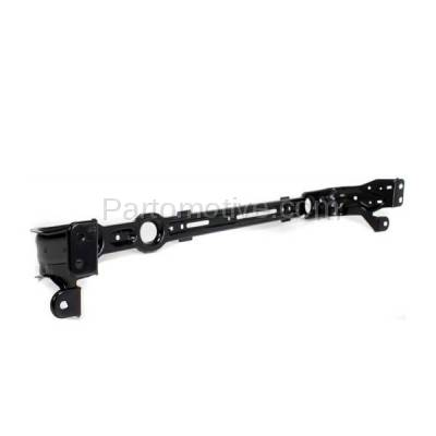 Aftermarket Replacement - RSP-1194 2000-2007 Ford Focus (Hatchback & Sedan & Wagon) Front Radiator Support Assembly Lower Crossmember Tie Bar Primed Made of Steel - Image 2
