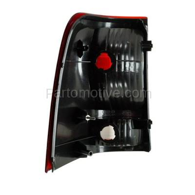 Aftermarket Auto Parts - TLT-1008RC CAPA 02-05 Explorer 4DR Taillight Taillamp Rear Brake Light Lamp Passenger Side - Image 3