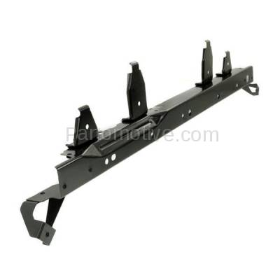 Aftermarket Replacement - RSP-1627 2008-2013 Nissan Rogue & 2014 2015 Rouge Select 2.5L Front Radiator Support Upper Crossmember Tie Bar Panel Primed Steel - Image 2