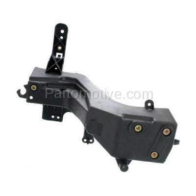 Aftermarket Replacement - RSP-1101R 2014-2018 Jeep Grand Cherokee (3.0 & 3.6 & 5.7 & 6.4 Liter) Front Radiator Support Headlamp Mounting Bracket Plastic Right Passenger Side - Image 2