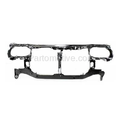 Aftermarket Replacement - RSP-1741 1993-1997 Toyota Corolla & Geo Prizm (Sedan & Wagon) 1.6L/1.8L Front Center Radiator Support Core Assembly Primed Made of Steel - Image 1
