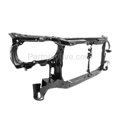 Aftermarket Replacement - RSP-1741 1993-1997 Toyota Corolla & Geo Prizm (Sedan & Wagon) 1.6L/1.8L Front Center Radiator Support Core Assembly Primed Made of Steel - Image 2