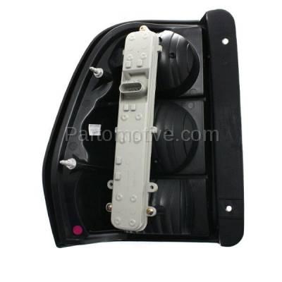 Aftermarket Auto Parts - TLT-1041RC CAPA 02-09 Trailblazer Taillight Taillamp Light Lamp W/Circuit Board Passenger - Image 3