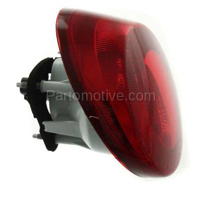 Aftermarket Auto Parts - TLT-1203LC CAPA 05-10 Cobalt Coupe Taillight Taillamp Rear Brake Light Lamp Driver Side LH - Image 2