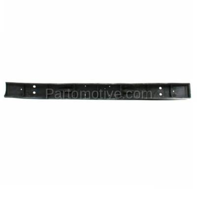 Aftermarket Replacement - BRF-1850R 1993-1997 Toyota Corolla (Base, DX, LE) Sedan & Wagon (2WD) Rear Bumper Impact Face Bar Crossmember Reinforcement Made of Plastic - Image 3