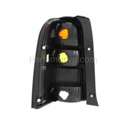 Aftermarket Auto Parts - TLT-1019LC CAPA 01-07 Ford Escape Taillight Taillamp Rear Brake Light Lamp Driver Side LH - Image 3