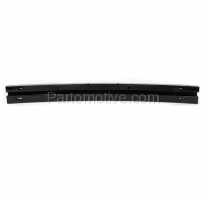 Aftermarket Replacement - BRF-1851R 1997-2001 Toyota Camry (USA Built) & 1999-2003 Solara Rear Bumper Impact Face Bar Crossmember Reinforcement Primed Made of Steel - Image 3