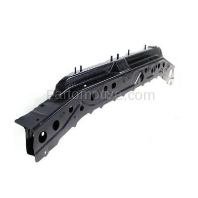 Aftermarket Replacement - RSP-1637 2013-2014 Nissan Sentra (FE+S, FE+SV, S, SL, SR, SV) 1.8L Front Radiator Support Lower Crossmember Tie Bar Panel Primed Steel - Image 2