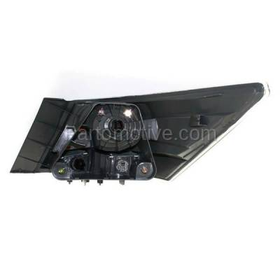Aftermarket Auto Parts - TLT-1379LC CAPA 08-12 Accord Sedan Taillight Taillamp Rear Brake Light Lamp Driver Side LH - Image 3