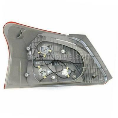 Aftermarket Auto Parts - TLT-1328RC CAPA 06-12 Yaris Sedan Taillight Taillamp Rear Brake Light Lamp Passenger Side - Image 3