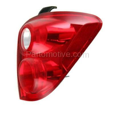 Aftermarket Replacement - TLT-1609R 10-13 Equinox Taillight Taillamp Rear Brake Light Lamp Right Passenger Side RH R - Image 2