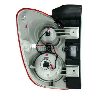Aftermarket Replacement - TLT-1609R 10-13 Equinox Taillight Taillamp Rear Brake Light Lamp Right Passenger Side RH R - Image 3