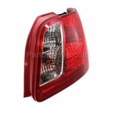 Aftermarket Auto Parts - TLT-1341RC CAPA Taillight Taillamp Brake Light Lamp Passenger Side RH For 06-11 Rio Sedan - Image 2