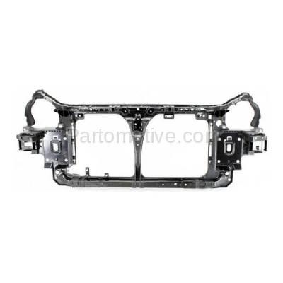 Aftermarket Replacement - RSP-1589 2002-2006 Nissan Altima (Base, S, SE, SE-R, SL) 2.5L/3.5L (Sedan 4-Door) Front Center Radiator Support Core Assembly Primed Plastic - Image 1